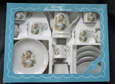 Hummel children's tableware set, Reuter Porzellan