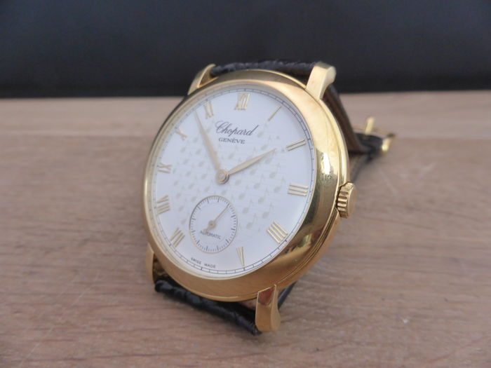 Chopard - Josand� Carrera Limited Edition 250 - 16/1236 - Heren - 1990-1999