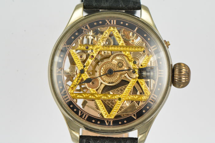 IWC - Skeleton marriage watch - Men - 1901–1949