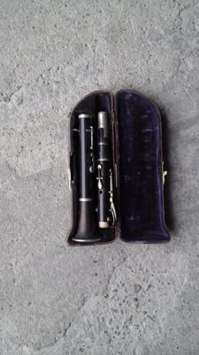 Clarinetto A.LECONTE PARIS Francia primi '900