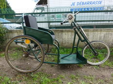 Old  Poirier Tricycle - Circa 1960
