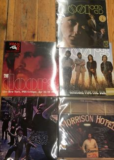 Four albums of The Doors || Sealed || High Quality