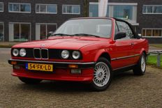 BMW - 320i Convertible - 1989