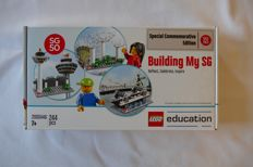 Education exclusive - 2000446 - Building My SG - Reflect, Celebrate, Inspire