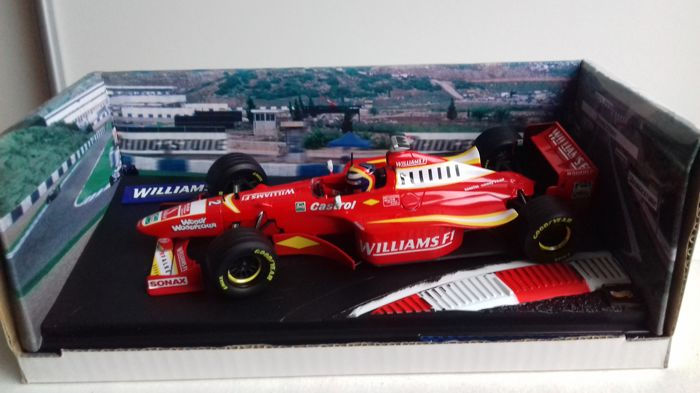Hot Wheels - Scale 1/18 - Williams Mecachrome F1 FW20 #2