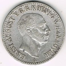 Hannover - Taler 1848 A - silver