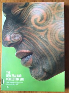 New Zealand - year collections 2011 and 2012 and 18 special booklets