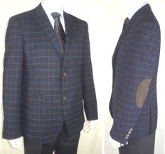 Brunello Cuccinelli - Check Jacket