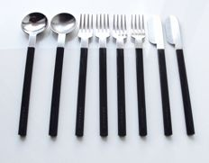 Raymond Loewy for Compagnie d'Esthetique Industriele - Flatware Set for Air France Concorde