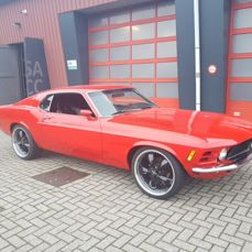 Ford - Mustang Fastback - 1970