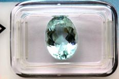 Aquamarine - 3.63 ct