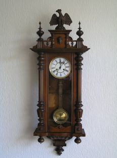 Large Junghans Regulator of around 1900