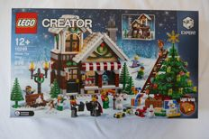 Lego Creator Expert - 10249 - Winter Toy Shop