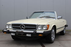 Mercedes-Benz - 450SL - 1978