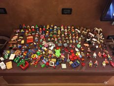 playmobil 2.1 kg 95 minifigures and animals