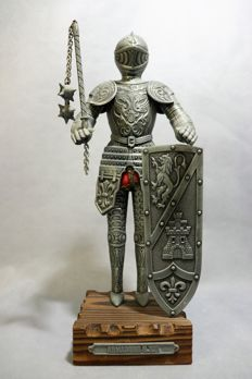 Big knight with armour
