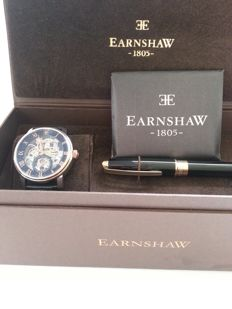 Thomas Earnshaw Westminster Automatic Gift Set  - Mænd - 2017