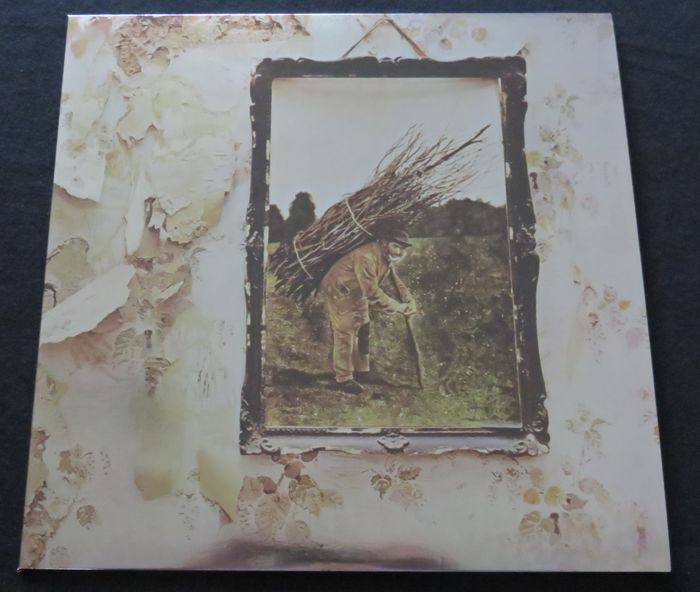 Led Zeppelin Led Zeppelin Ii Iii Iv Great Batch Of 4 Lp