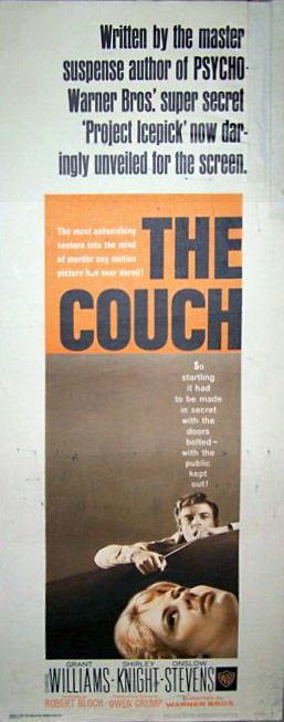 Anonymous - The Couch (Grant Williams) - 1962
