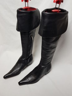 Sergio Rossi – Long boots
