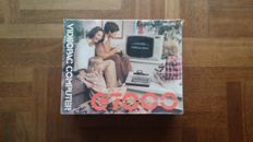 Philips videopac G7000 complete with adaptor and 2 working console include 9 games,
