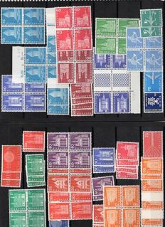 Switzerland from 1930 - collection with franking items