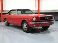 Ford - Mustang Softtop Cabriolet 289CI V8 4,7L - 1966