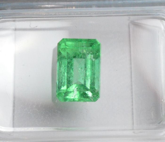 Emerald 1.45 ct with low reserve price