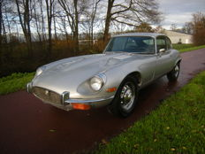 Jaguar - E-type 5.3 V12 2+2 - 1971