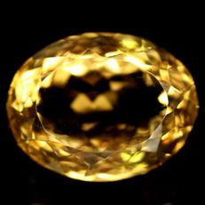 Citrine - 14.09 ct - No reserve price.