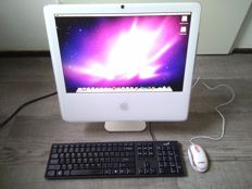 "Apple iMac 17"" (Late 2006) - model A1195 - Intel Core Duo 1.83Ghz, 2GB RAM, 1 TB HDD, DVD-RW Superdrive, keyboard/mouse"