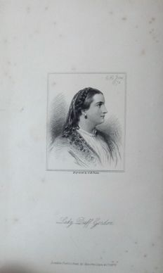 Lady Duff Gordon - Last Letters from Egypt - 1875
