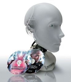 I Robot Deluxe Sonny Head Limited Edition Box Set [DVD]
