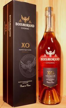 Boismorand XO Cognac, 70cl 40%vol. incl. original Box