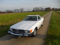 Mercedes-Benz - 380SL - 1982