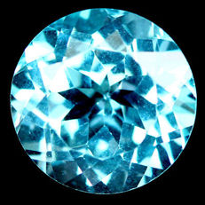 Blue topaz – 6.08 Carats – No reserve price.