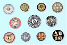 Coins US Army