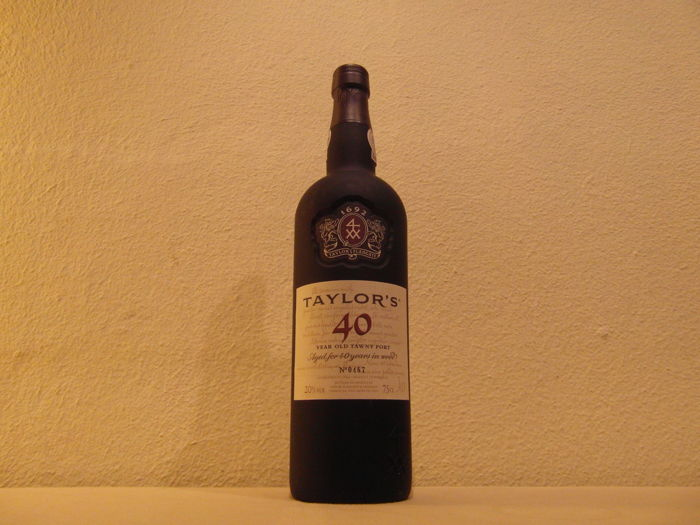 40 year old Tawny Port Taylor's
