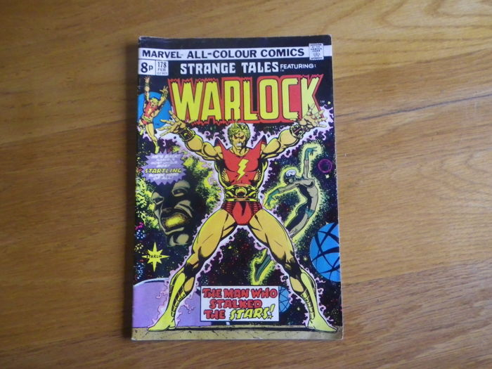 Marvel Comics - Warlock - 22x sc - 1st Edition - (1975/1993)
