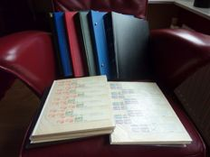 The Netherlands Overseas – Batch in stock books
