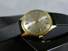 Universal Geneve 18k gold (hallmarked 0.750) + Original Box