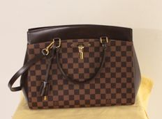 Louis Vuitton - Damier Ebene Rivoli Hand / Shoulder bag