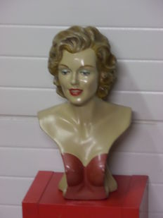 Major Marylin Monroe bust - Polyester