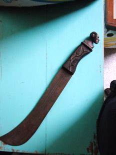 Old African Machete