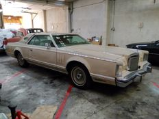 Lincoln - Continental Mark V Cartier - 1979