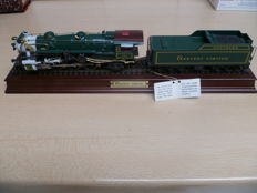 Franklin Mint Precision Models H0 - Crescent Limited 1396 - Southern Railroad