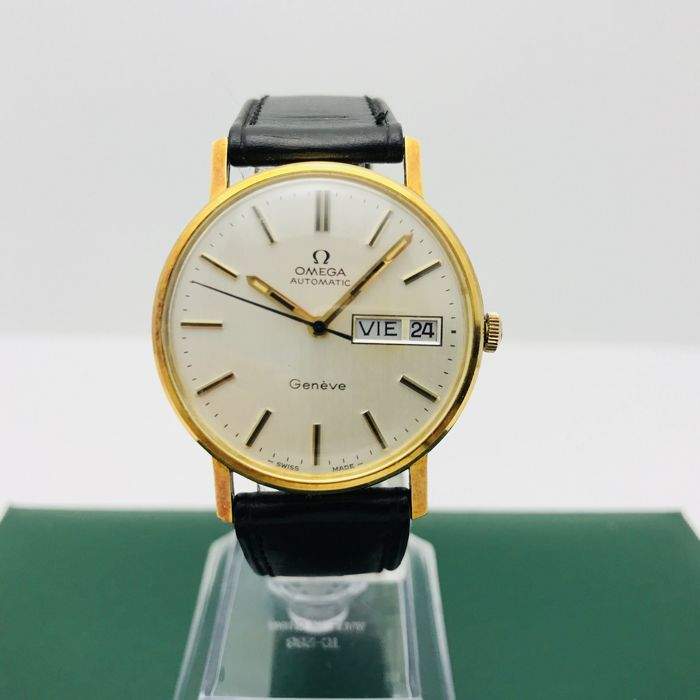 Omega - Vintage Double Date  - Hombre - 1970 - 1979