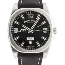 Armand Nicolet - J09 Day&Date Automatic - 9650A-NR-PK2420NR - Heren - 2011-heden