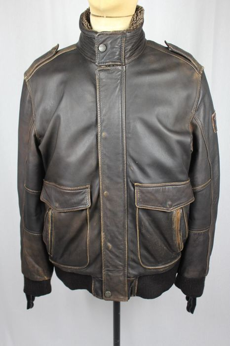 Arma - Aviator jacket