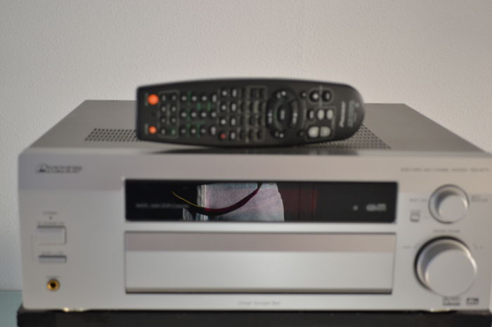 pioneer vsx 711 s audio video multi channel receiver remote control rh auction catawiki com Pioneer Man Working Pioneer Electronics